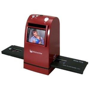 wolverine F2D film scanner