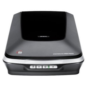 The Epson Perfection V500 Scanner