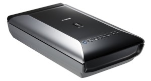 The Canoscan 9000F MKII Scanner