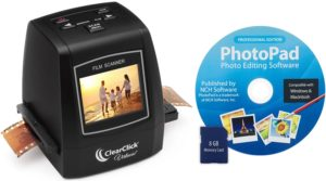 ClearClick Virtuoso Film and Slide Scanner Review