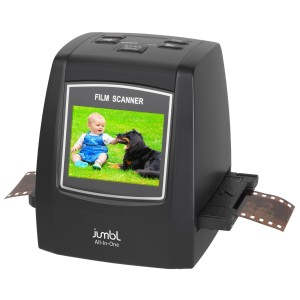 Jumbl Film and Slide Scanner Review