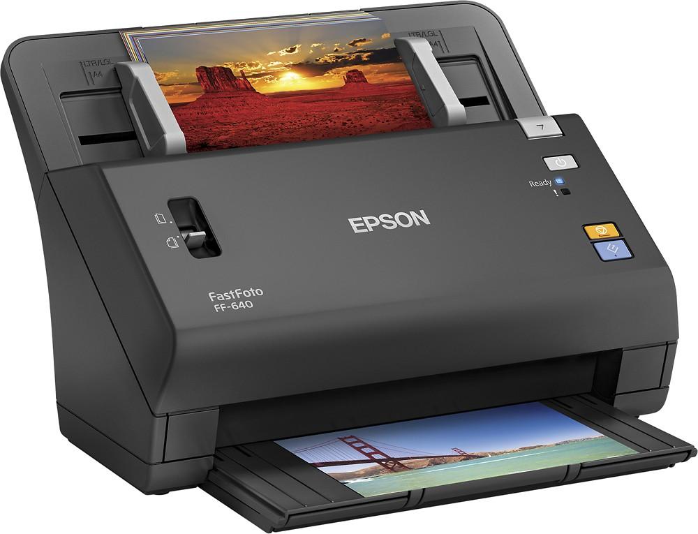 Epson Fastfoto FF-640